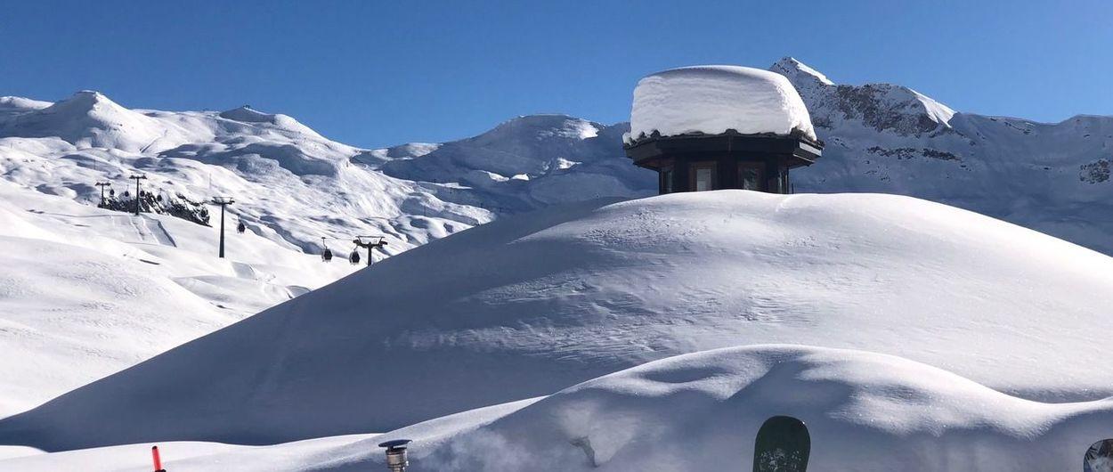 Arrancando la temporada en Zermatt