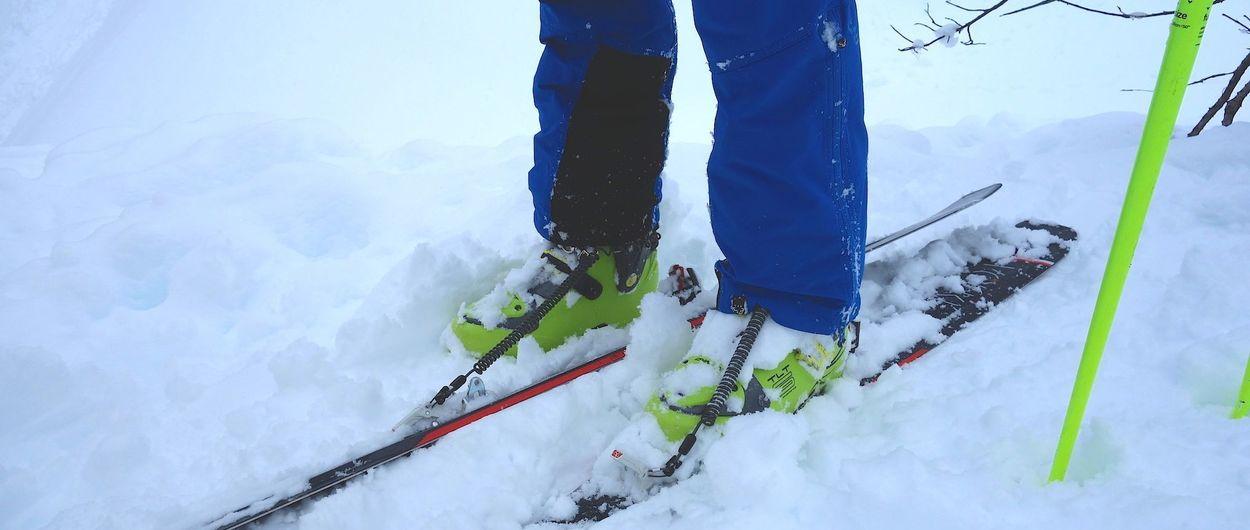 Cambre d'Aze obligará a ponerse las correas por sus pistas de esquí