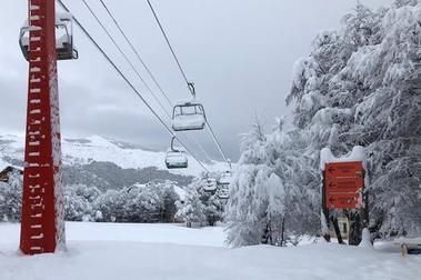 Nevados de Chillán gana por tercera vez premio al mejor centro de ski de Chile