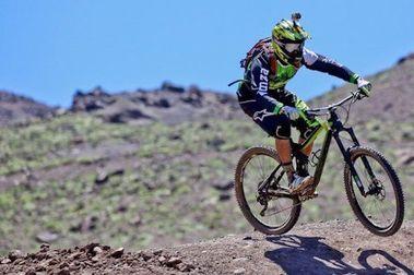 Comenzó la temporada de mountain bike en La Parva