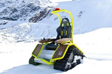 Silla de ruedas para la nieve?