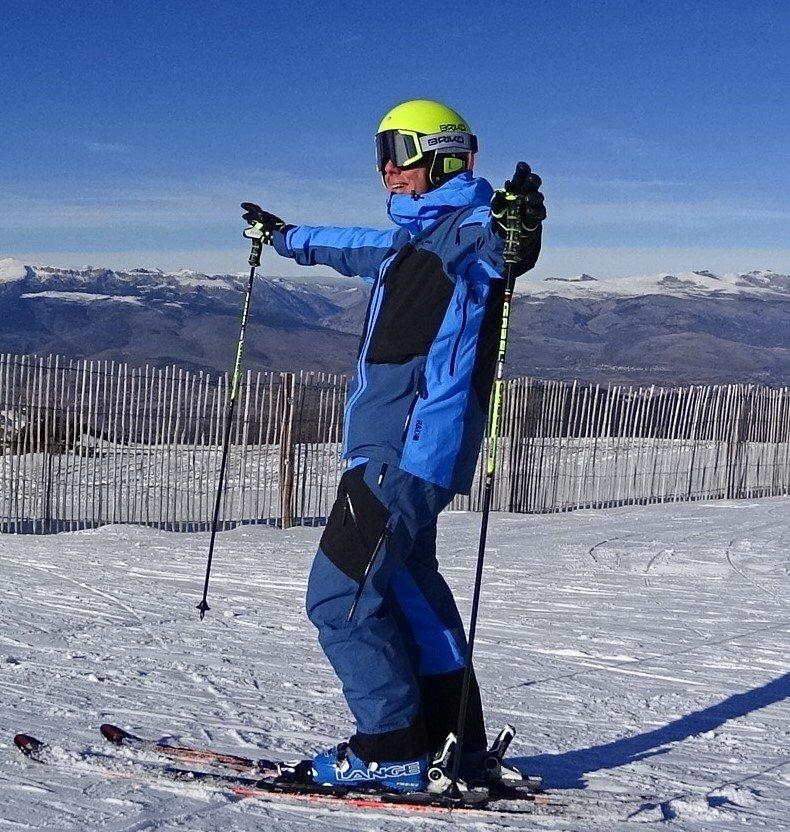 ¿El mejor día del año para esquiar?