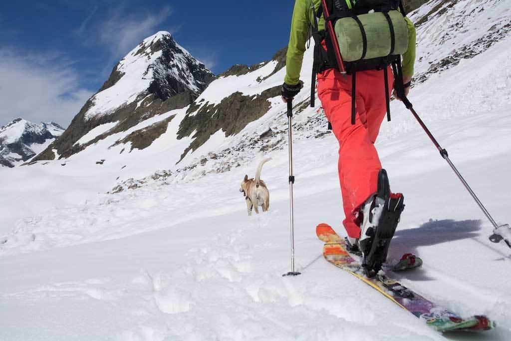 Cómo elegir correctamente tu mochila en la práctica del esquí de montaña