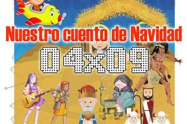 04x09 Nuestro cuento de Navidad - ¡Feliz año!