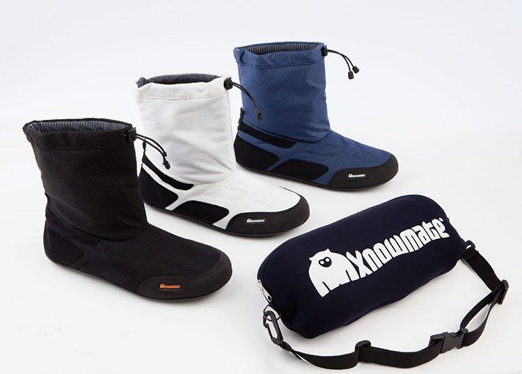 Xnowmate smart boots calzado fuera de pista material for Fuera de pista madrid