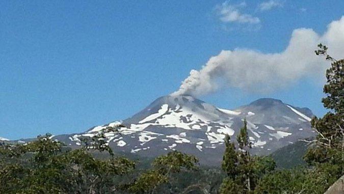 Gobierno descarta riesgos para los turistas en Nevados de Chillán