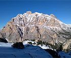 La pista Armentarola en Cortina d'Ampezzo