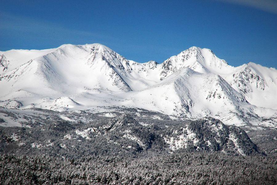 Capcir - Pirineos Orientales
