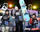 Queralt Castellet se lleva el oro en los muy exigentes Winter X Games de Aspen