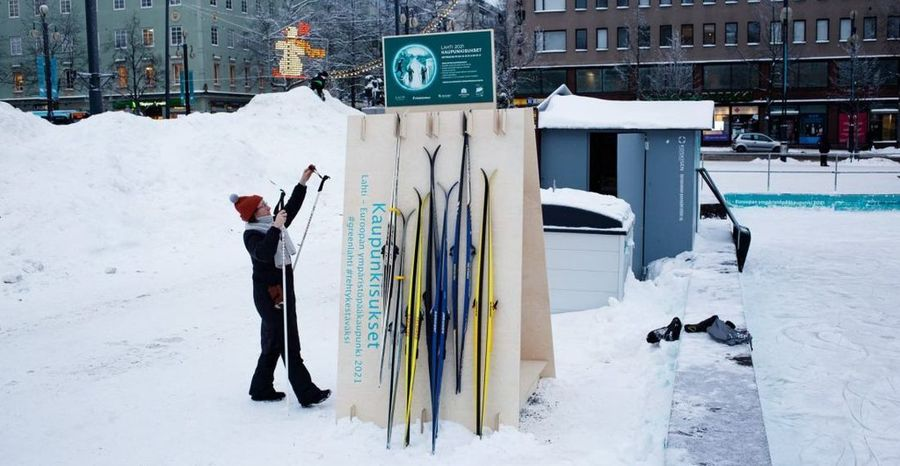 lahti ski sharing