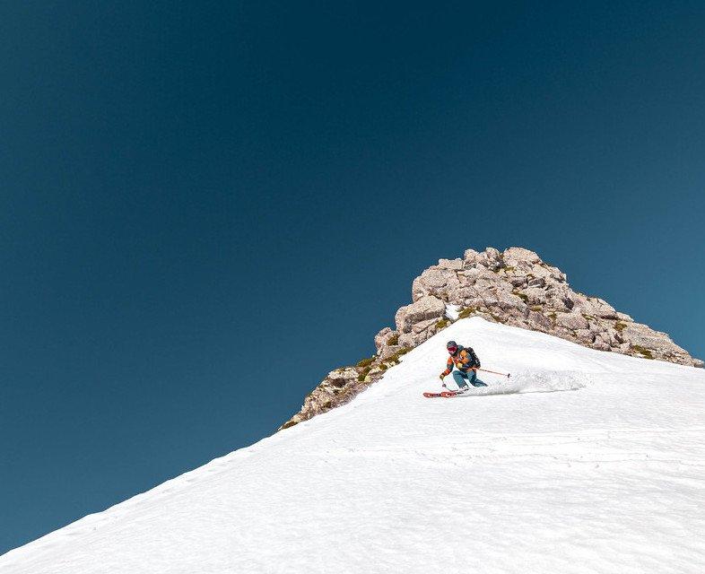 Vaya dos días de esquí, ¡qué maravilla!