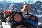 Die returnen zu Megabyte au Ski-Amade
