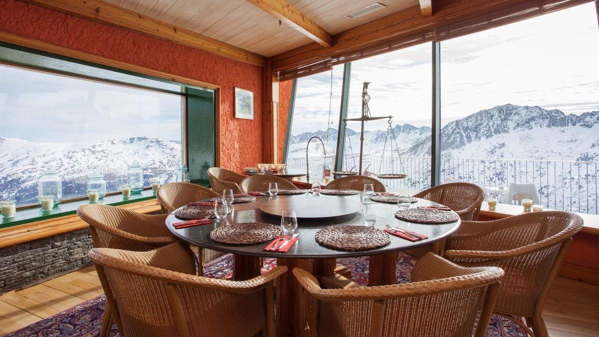 Restaurante grandvalira