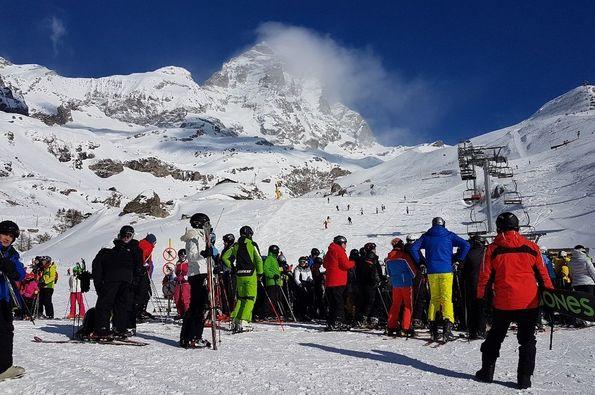 Semana de esquí en Breuil Cervinia  Zermatt