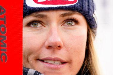 """Mikaela Shiffrin contra su oponente más duro: """"no tiene cara ni está en la pista de esquí"""""""