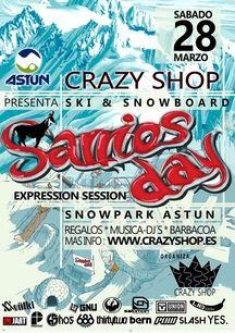 Sarrios day - Competición e SKI & SNOWBOARD EN ASTUN