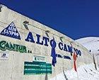 Alto Campoo, esquiar con las piernas y con los ojos