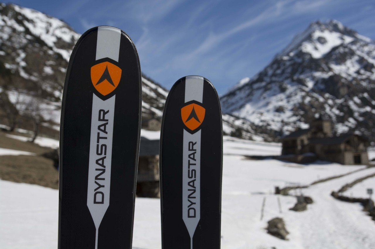 Test del esquí Mythic Vertical de Dynastar