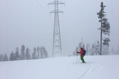 Triplete: esquí tranquilo, powder y competición!