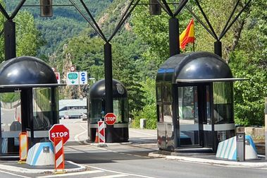 Alojarse en la Seu d'Urgell permite entrar a Andorra como turista