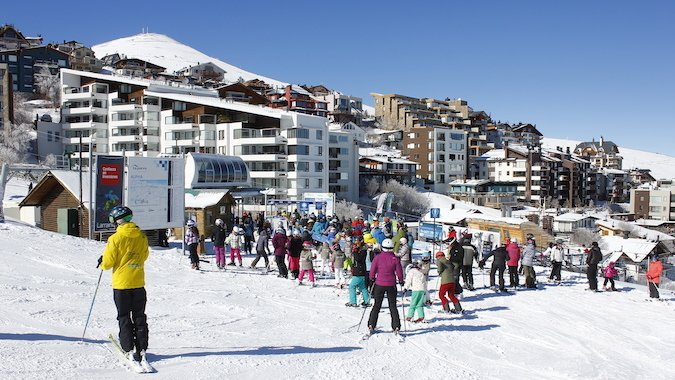 Centros de ski abrirían en Junio proyectando más visitas