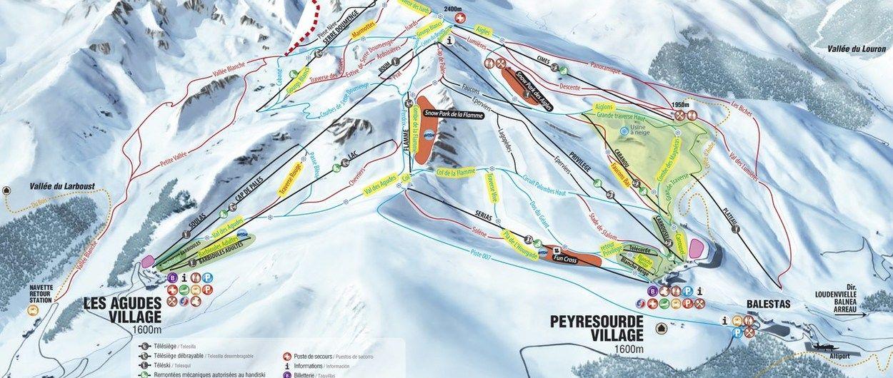 Peyragudes subirá este verano su cota máxima con un nuevo remonte