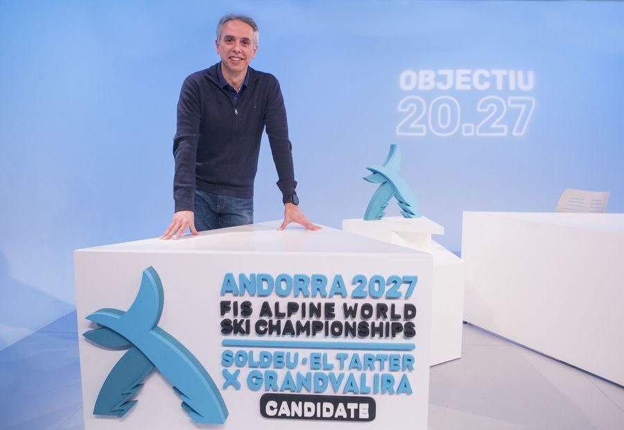 David Hidalgo Andorra 2027