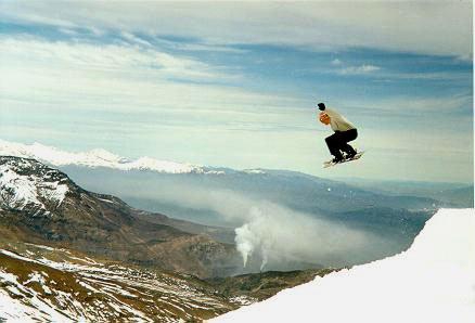 Centro de Esquí Chapa Verde