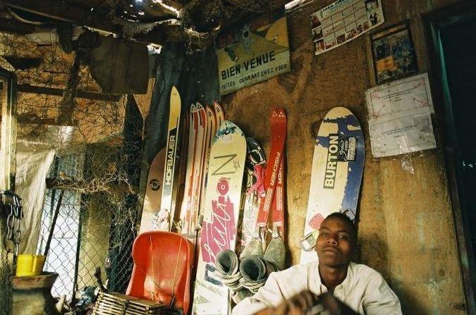 Sahara Ski Shop