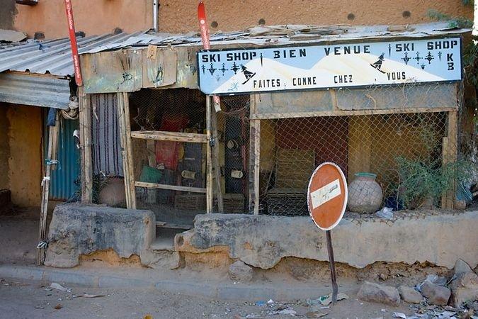 Agadez Ski Shop