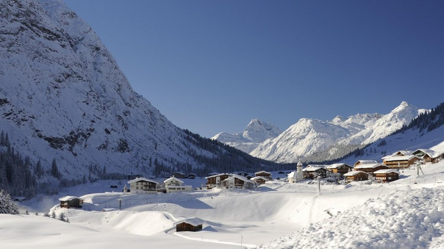 Zug am Arlberg - Sankt Anton am Arlberg