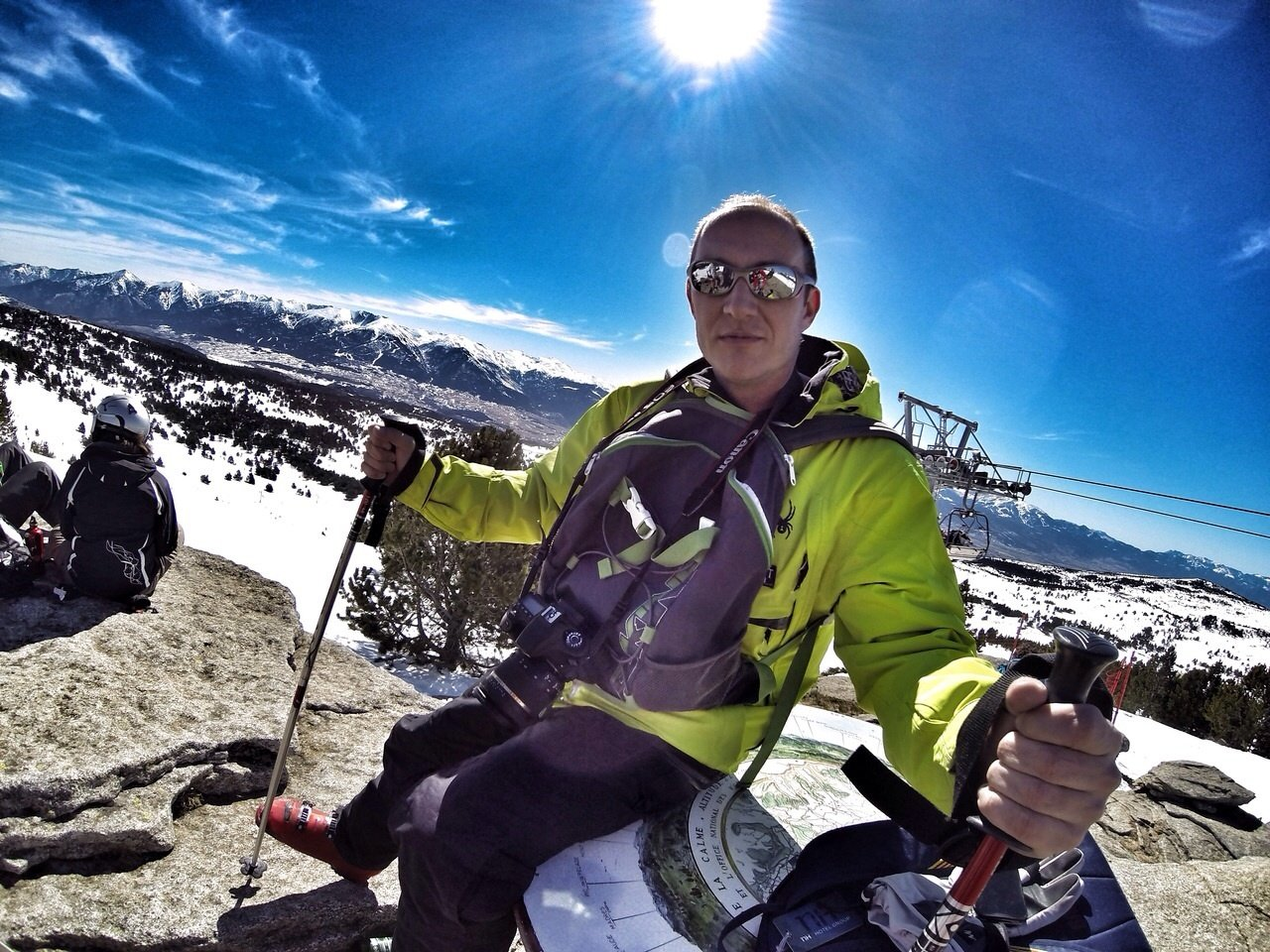 Nuevo libro de Victor Riverola: Pirineo francés 40 itinerarios y ascensiones