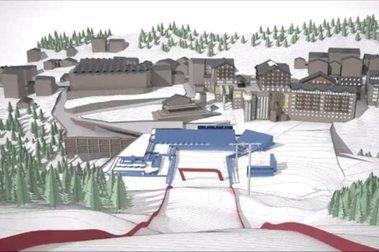La FIS asegura que sin plataforma no hay Finales de Copa del Mundo en Soldeu