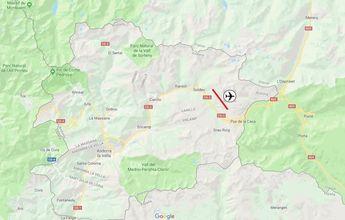 Andorra estudia construir un aeropuerto junto a Grandvalira