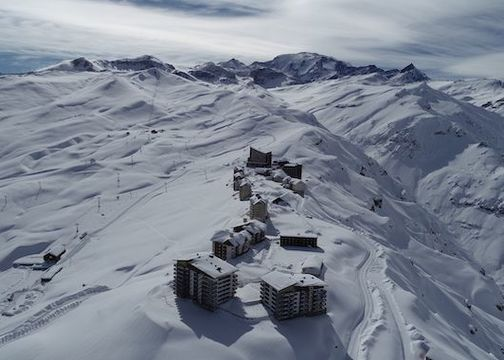 Todo lo que debes saber para esquiar en Valle Nevado