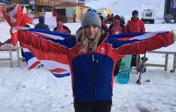 Fallece la joven promesa británica Ellie Soutter con solo 18 años