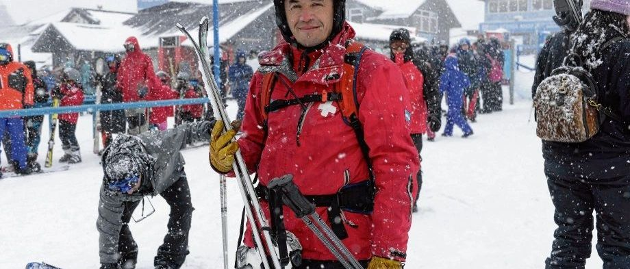 En avalancha, muere jefe de patrullas de Catedral