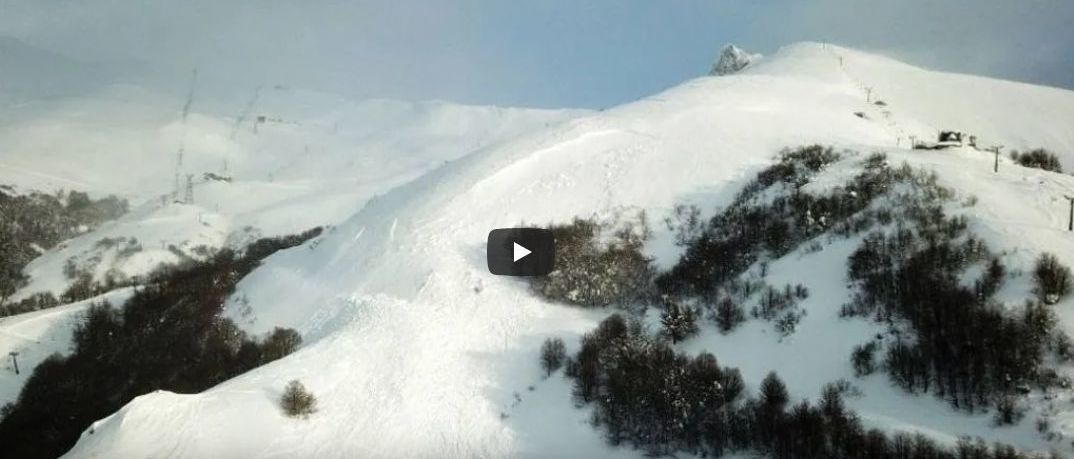 Fallece el Jefe de Patrulleros en una avalancha en la estación de esquí de Cerro Catedral