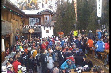 El mejor Après-ski del mundo