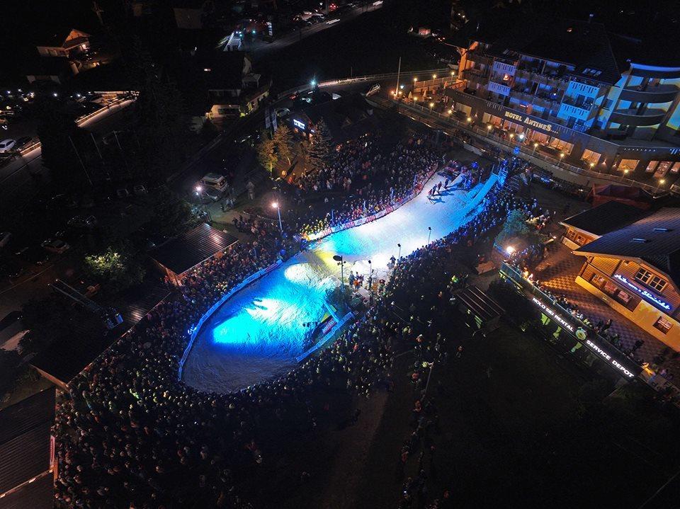 Alta Badia Summer Ski Show