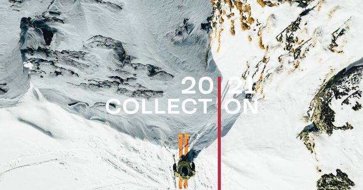 Colección Faction 2020/2021