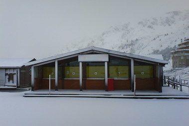 Astún recibe entre 10 y 15 centímetros de nieve