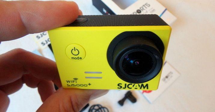 Probando la SJCAM SJ5000+