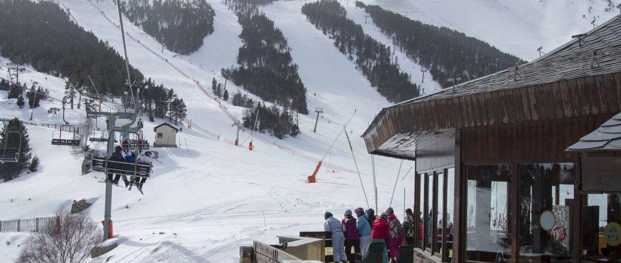 Plazos ajustados para terminar el nuevo telesilla de Espot Esquí