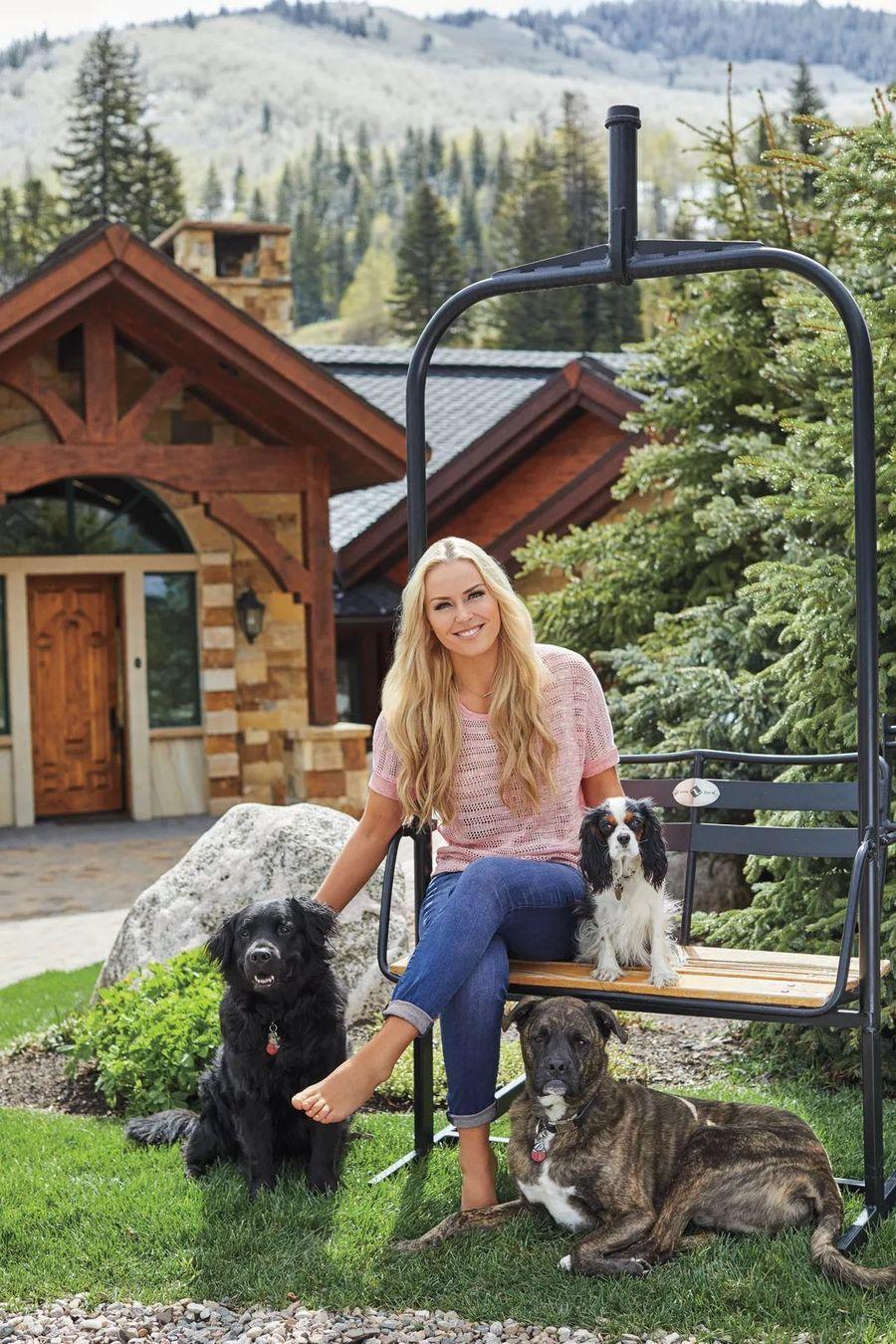Lindsey Vonn vivienda en Vail