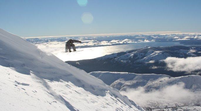 Foto de Glaciar Martial