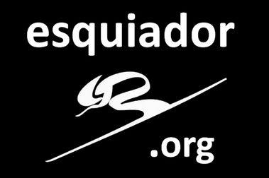 "Estand ""Ong esquiador"" Jaca Puente Diciembre"