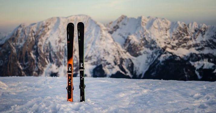 Colección esquís ELAN 2015/2016