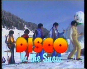 Disco in the Snow