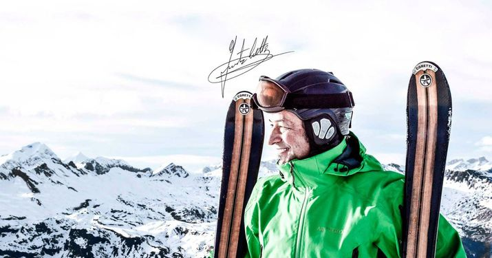Colección Coretti Skis 2019/2020